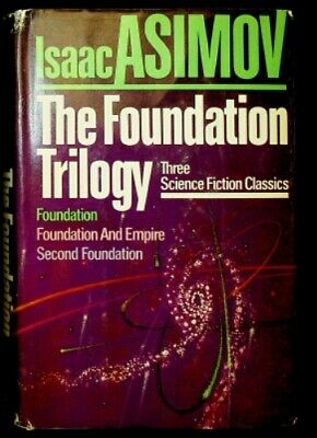 The Foundation Trilogy  (1st Ed) by Asimov, Isaac