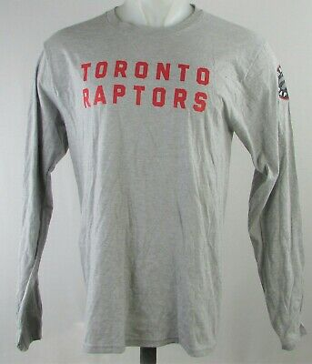 Toronto Raptors NBA Men's Long Sleeve T-Shirt