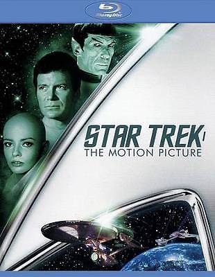 Star Trek: The Motion Picture (Blu-Ray) Widescreen NEW Factory Sealed, Free Ship