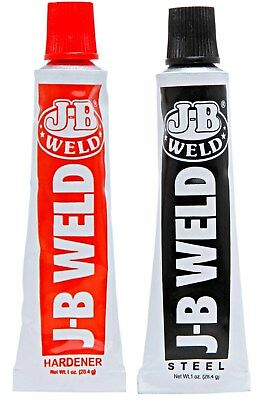 J-B WELD waterproof EPOXY glue iron steel aluminum brass bronze copper JB 8265-S