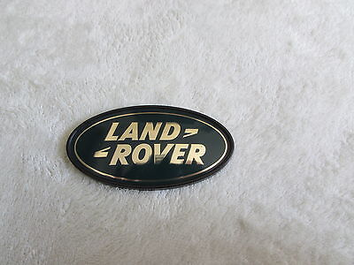 OEM LAND ROVER RANGE ROVER HSE BADGE LOGO EMBLEM DECAL NEW  L320,L322,L494,L405