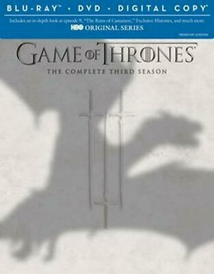 Game of Thrones: Season 3 - Blu-Ray Region 1 Free Shipping!