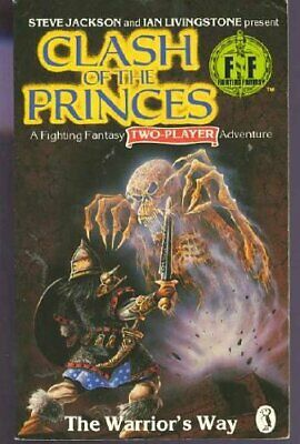 Clash of the Princes: Warrior's Way (Fighting F... by Livingstone, Ian Paperback
