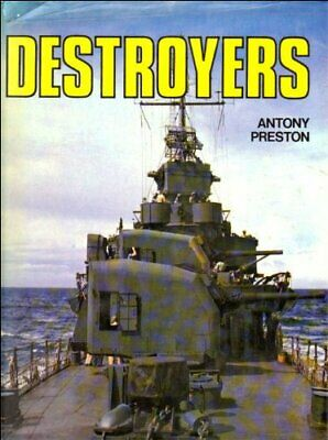 Destroyers by Preston, Anthony. Book The Cheap Fast Free Post