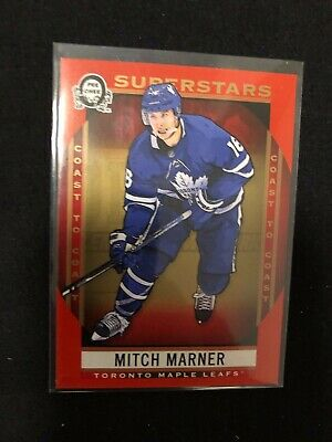 2018-19 Opc Coast To Coast Canadian Tire Red Superstars Mitch Marner