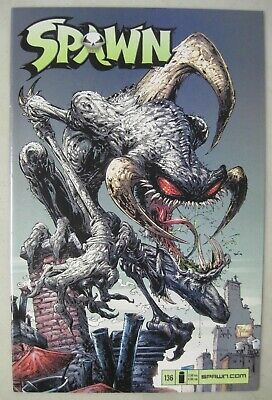SPAWN #136 GREG CAPULLO & TODD McFARLANE COVER IMAGE COMICS