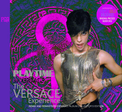 PRINCE PLAYTIME by VERSACE EXPERIENCE 2 REMIX AND EXTENDED COLLECTOR'S EDITION