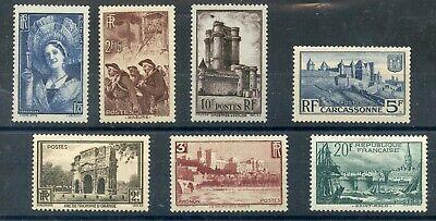 Stamp / Timbre France Neuf Serie N°  * Cote + 72 €