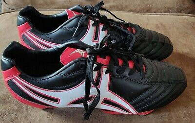 Chaussures de Rugby GILBERT Sidestep 8 CramponsTaille 42 Neuves