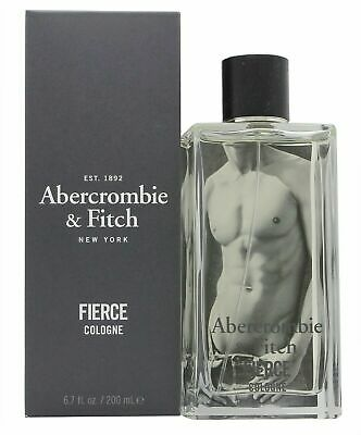 Fierce Cologne by Abercrombie & Fitch 6.7 Oz / 200 Ml Spray for Men