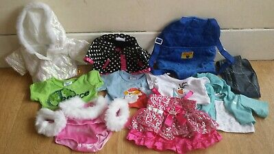 Buildabear toy clothes