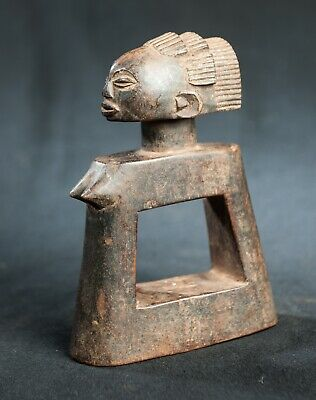Luba, Oracle, D.R. Congo, Central African Tribal Arts