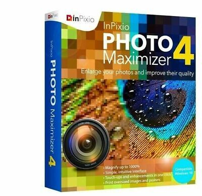 INPIXIO PHOTO MAXIMIZER 4⭐ Download link+licence key for 5 PCs⭐🔓