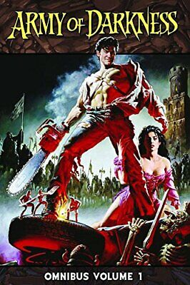 Army of Darkness Omnibus Volume 1 New Paperback Book