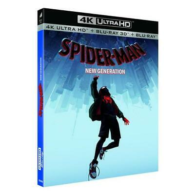 Blu-ray Neuf - Spider-Man : New Generation