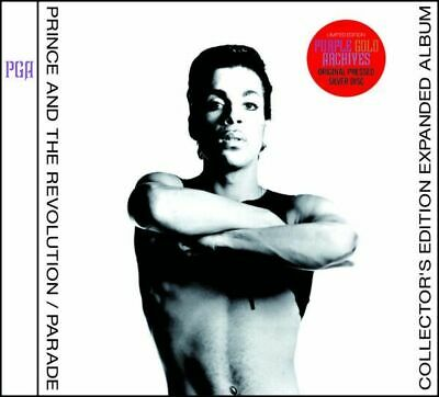 Prince And The Revolution Parade Collector's Edition Remix And Remasters 2Cd