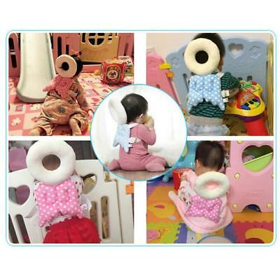 Baby Infant Walking Head Back Protection Protector Harness Pillow Toy Safety XS