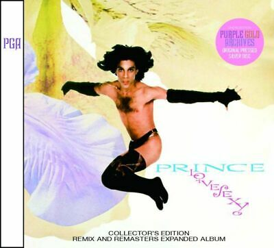 Prince Lovesexy Collector's Edition (2Cd) Remix And Remasters Expanded Album F/S
