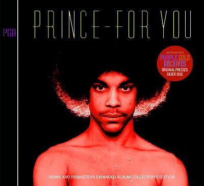 Prince / For You Remix And Remasters Expanded Album 2Cd