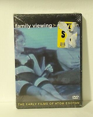 Next of Kin/Family Viewing (DVD, 2001, 2-Disc Set The Early Films Of Atom Egoyan