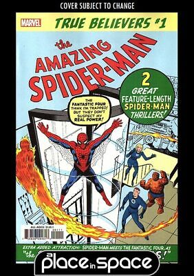 True Believers: Amazing Spider-Man #1 (Wk23)