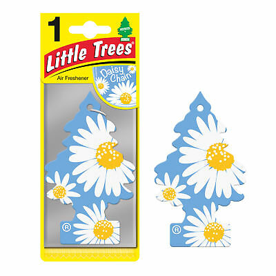 Magic Tree Little Trees Car Home Air Freshener Freshner Scent - DAISY CHAIN