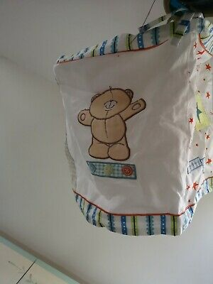 Forever friends fabric light shade