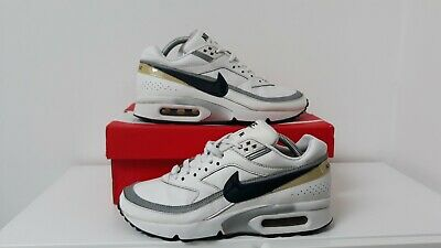 Nike Air Max BW Ultra Grey/White/Black size 5.5 Men's Trainers