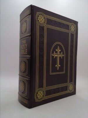 The Holy Bible King James Version Collector's Edition (Easton Press)