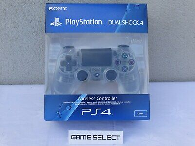 Playstation Dualshock 4 Wireless Controller Crystal Gamepad Ps4 Originale Sony