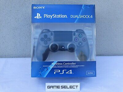Playstation Dualshock 4 Wireless Controller Steel Black Pad Ps4 Originale Sony