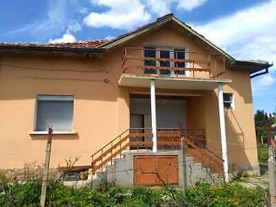 House For Sale In Vratsa Area, Bulgaria, Villa And Land, Plus Garage 10 000£