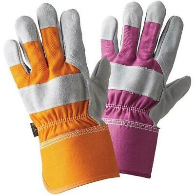 Briers Ladies Green Rigger Gloves B6412