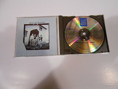 Traffic-The Best Of Traffic-11 Track Cd-Imported From France