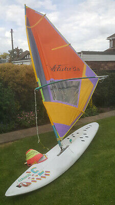 MISTRAL WINDGLIDER - Inflatable Windsurfer - £56 00