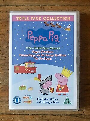 Peppa Pig - Triple Pack Collection - DVD