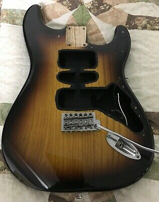 Very Good Condition Stratocaster HSH Strat body