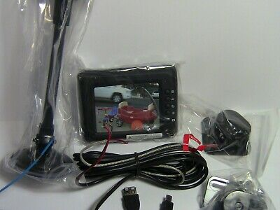 Winplus Vehicle Backup Camera Wireless WIN-13265B. Open Box. Never Used!