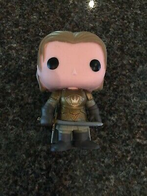 Funko Pop! Game Of Thrones Jaime Lannister #10 Loose No Box Vaulted Retired Rare