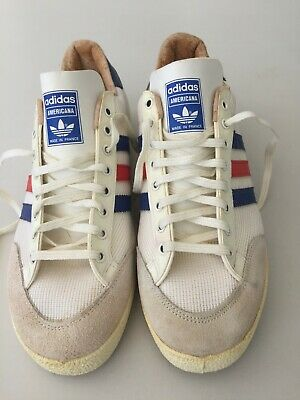 competitive price d3e34 d5515 Ds Adidas Americana Low Vintage Made In France