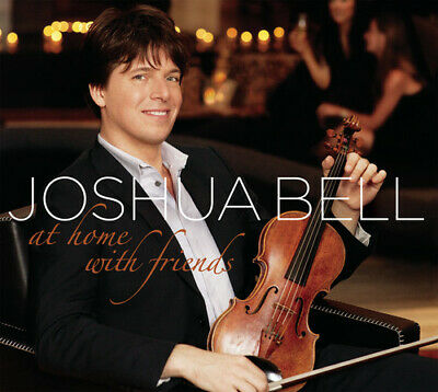 Joshua Bell - At Home With Friends [CD New]