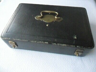 Antique French Box for 12 forks - Mellerio-Borgnis, Paris