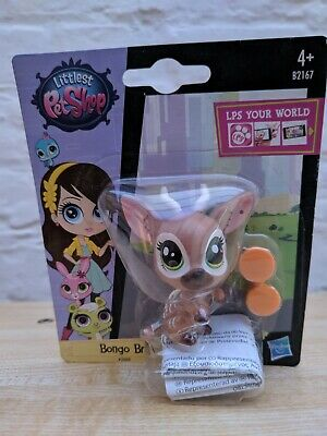 Bongo Brill Littlest Pet Shop, new