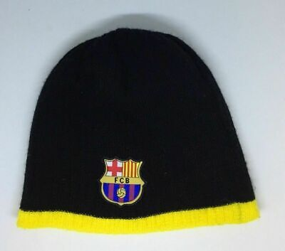 f1a71456ae5eed FC BARCELONA KNIT Hat/Beanie/Toque - Maroon - Official Merchandise ...
