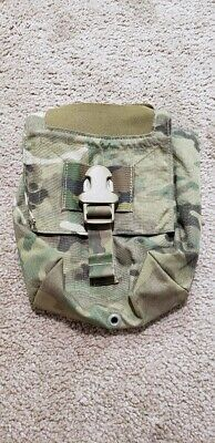 Eagle Industries SOFLCS SAW Drum Single Flap Pouch, USA, Multicam, Used, Excelle