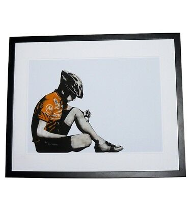 BOXER High Res 310gsm Heavyweight Museum Grade Print DOLK Street Art