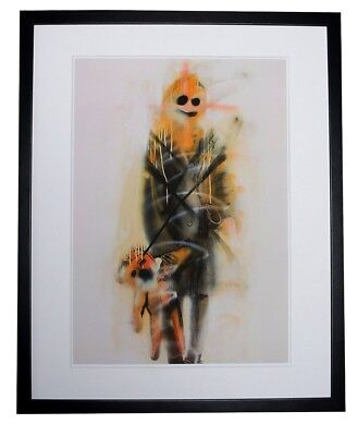 Street Art BOMB SUIT DOLK Museum Grade Print 310gsm Heavyweight High Res