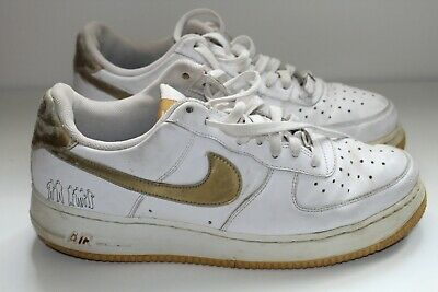 NIKE AIR FORCE 1 XXV Sprm Max Air '07 LTD Gr.43 EU 9,5 US