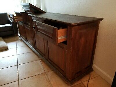 Rustic Sideboard/Buffet TV console