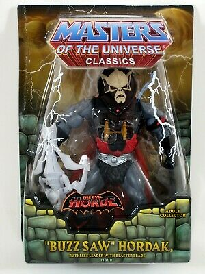 *DAMAGED PACKAGE* Masters of the Universe Classics BUZZ SAW HORDAK Figure MOTU